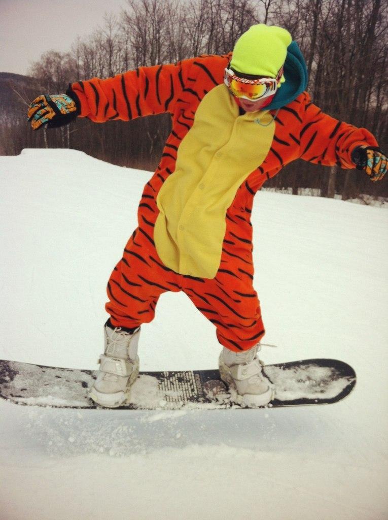 Kigurumi Для Сноубордистов! - Не сноубординг - Форум Snowboarding.com.ua 6dcb37a09b310
