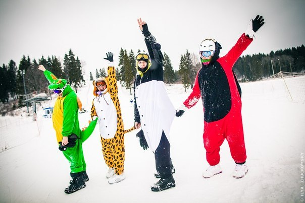 Нужны костюмы животных - Не сноубординг - Форум Snowboarding.com.ua 8855c2d64f83c